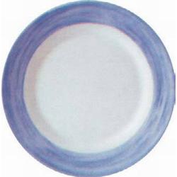 Speiseteller 25,4 cm Form Brush - Blue / Blau Arcoroc