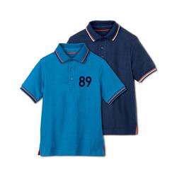 2 Poloshirts