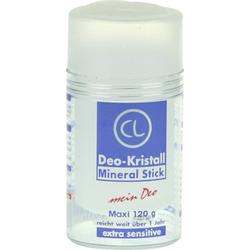 DEO KRISTALL Mineral Stick