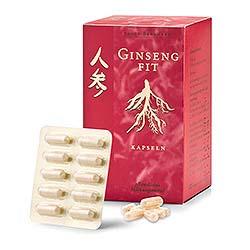 Ginseng-Fit-Kapseln