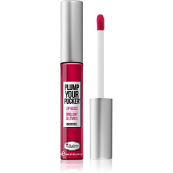 theBalm Plump Your Pucker Lippgloss mit Meereskollagen Farbton Magnify 7 ml