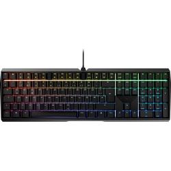Cherry MX SILENT RED Gaming-Tastatur