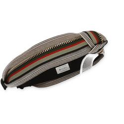 halsüberkopf Accessoires Haarband Haarband Zipper, 1-tlg., modisches Haarband natur