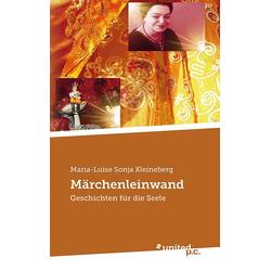 Märchenleinwand als Buch von Maria-Luise Sonja Kleineberg