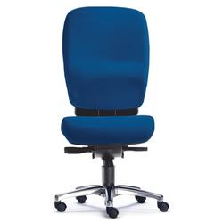 ZERO L15 - High End Bürostuhl Blau Stoff
