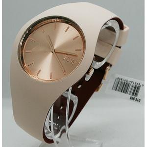 ✅ Ice Watch Damenuhr  ICE 016985 Duo Chic Nude rosè M ✅