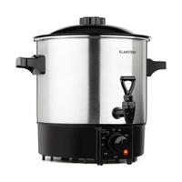 Klarstein Einkochautomat & Getränkespender 1000W 30-100°C Zapfhahn 9l