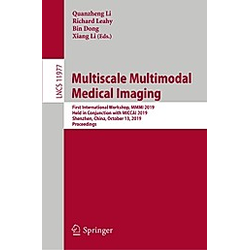 Multiscale Multimodal Medical Imaging - Buch