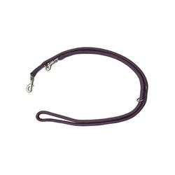 Wolters Hundeleine K2 Tau, Nylon lila XXL - 1 cm x 3 m