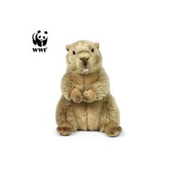 WWF Plüschfigur Plüschtier Murmeltier (23cm)