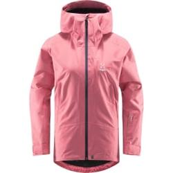 Haglöfs - Lumi Jacket Women Tulip Pink - Skijacken - Größe: M
