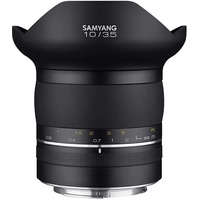 Samyang XP 10mm F3,5 Nikon F