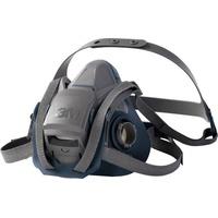3M Wiederverwendbare Atemschutzmaske Halbmasken-Atemgerät Luftreinigendes Atemgerät