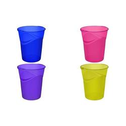 CEP Papierkorb HAPPY, 14 Liter, violett (52535216)