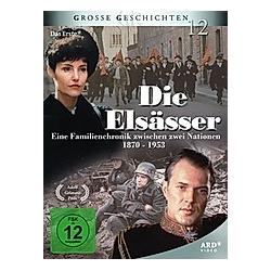 Die Elsässer - DVD  Filme