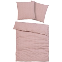 Linon rosa (155x220+80x80cm)