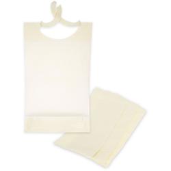 Meditrade Schutzservietten, 38 x 68 cm, Für den Einmalgebrauch, 1 Packung = 100 Stück