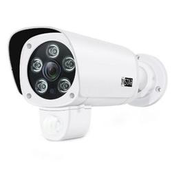 Instar IN-9008 1080p Full HD Aussenkamera mit integriertem PIR-Sensor - weiß