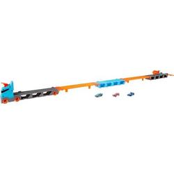 HW 2-in-1 Rennbahn Transporter
