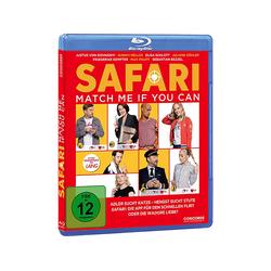 Safari - Match Me If You Can Blu-ray