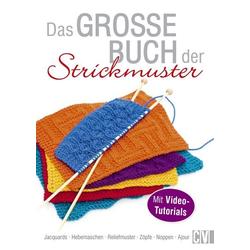 Das große Buch der Strickmuster als Buch von Janne Graf