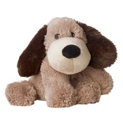 Warmies® Wärmekissen Warmies® Wärmetier Wärmflasche Kuscheltier Plüschtier Hund Gary für Mikrowelle und Backofen