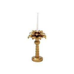 KARE Kerzenständer Kerzenständer Palm Tree 37cm goldfarben