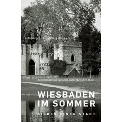 Wiesbaden im Sommer als Buch von