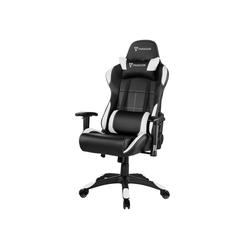 ebuy24 Gaming-Stuhl Paracon Rogue Gaming Stuhl inkl. Nackenkissen und weiß
