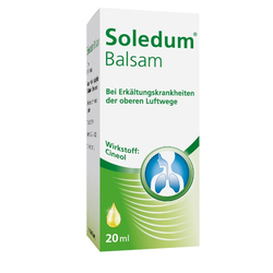 Soledum Balsam 15% Lösung