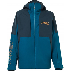 OAKLEY TNP SYPHON SHELL Jacke 2021 double blue - L