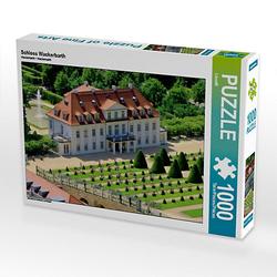 Schloss Wackerbarth Lege-Größe 64 x 48 cm Foto-Puzzle Bild von Thomas Polske Puzzle