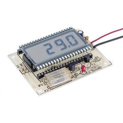 115452 LCD Thermometer Bausatz 9 V/DC, 12 V/DC -50 bis 150°C