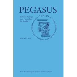 Pegasus / Pegasus 15: eBook von