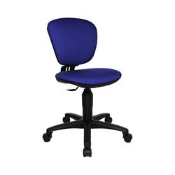TOPSTAR Schreibtischstuhl Drehstuhl High Kid, blau blau