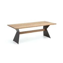 Niehoff Garden Tisch Nero
