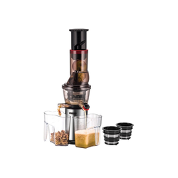 Unold Entsafter Slow Juicer 3-in-1