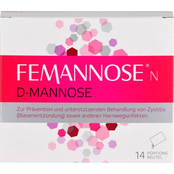 FEMANNOSE N Granulat 14 St.