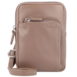 Picard Full Handytasche 13 cm taupe