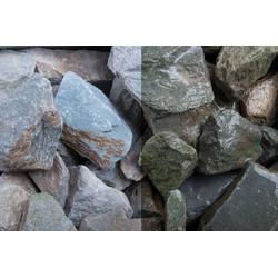 Steinschlag Grauwacke Stein SS, 32-56, 30 kg Big Bag