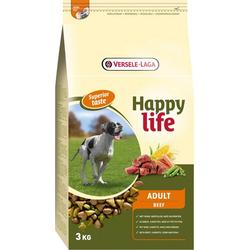 Bento Kronen Trockenfutter Happy Life Adult Beef, 15 kg