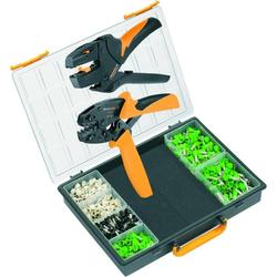 Weidmüller, Werkzeugkoffer + Werkzeugwagen, Heimwerker Werkzeugset im Koff (10x)