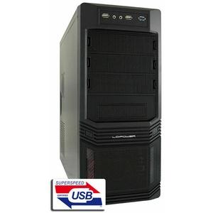 TOP GIGABYTE Aufrüst-PC AMD Ryzen 5 2600 6x 3,4GHz / 8GB DDR4 2666 / Gehäuse