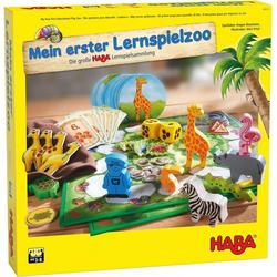 Haba Lernspielzeug Mein erster Lernspielzoo
