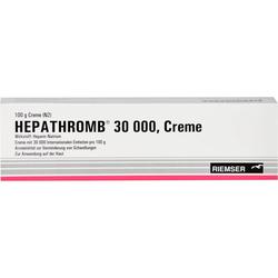 HEPATHROMB Creme 30.000 100 g