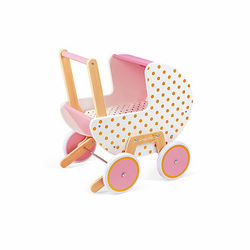 Puppenwagen Candy Chic pink