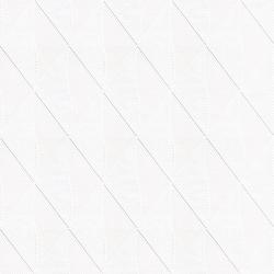 WOW Vliestapete Holzbohlen - Schräg, Holz, (1 St), Weiss - 10m x 52cm
