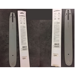 ratioparts Kettensägenschwert 35 cm 1,3mm 6Z Ritzel Schwert f. 52 TG Ketten 14