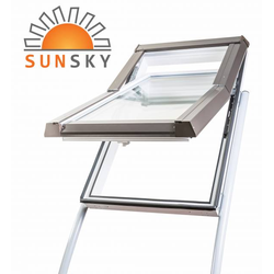 SunSky Austauschfenster für alte Velux (vor 1991) / Roto
