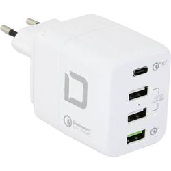 Dicota Universal Travel Notebook Charger USB-C USB-Ladegerät 45W 5 V, 20V